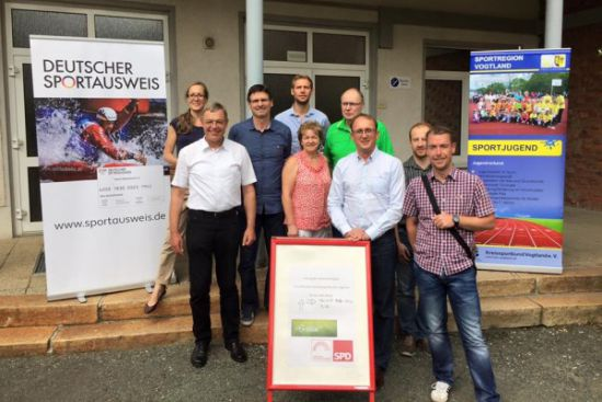 13062015 Landesarbeitskreis Sport in Plauen