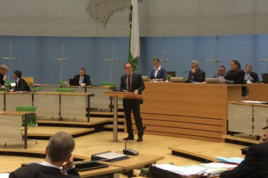 13112014 Plenum des Saechsischen Landtages