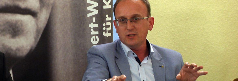 Jörg Vieweg<br>Miteinander mehr erreichen.