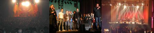 Die Puhdys & The Last Walz - Eine der letzten Veranstaltungen im Kulturhaus