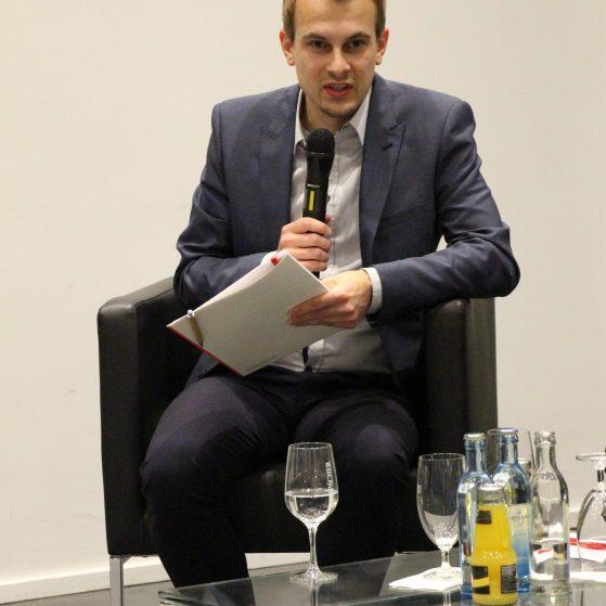 Philipp Wille, VSB Neue Energien