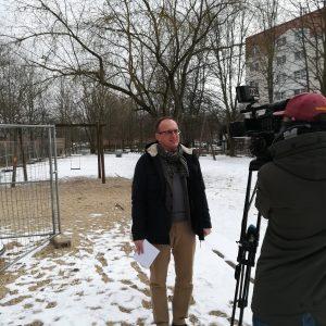 Interview mit dem Chemnitz Fernsehen