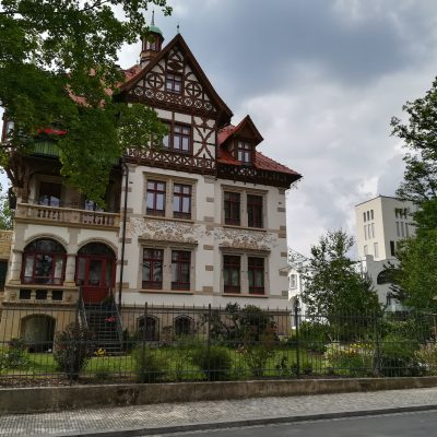 Stadtführung durch das Villenviertel Weißer Hirsch